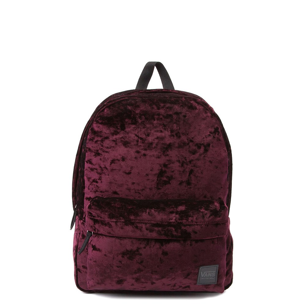 1ff62afc1b Vans Deanna Crushed Velvet Backpack. Previous. alternate image ALT2.  alternate image default view