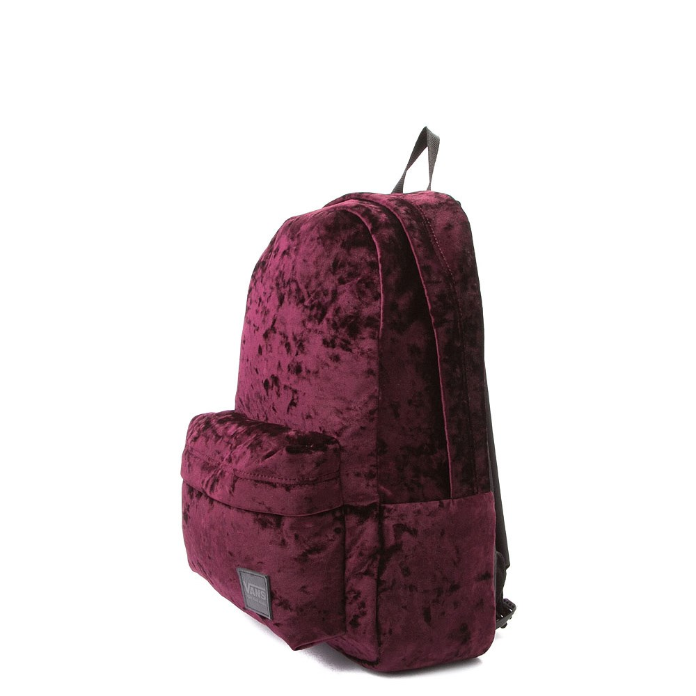 9f765e0b1de Vans Deanna Crushed Velvet Backpack. Previous. alternate image ALT2
