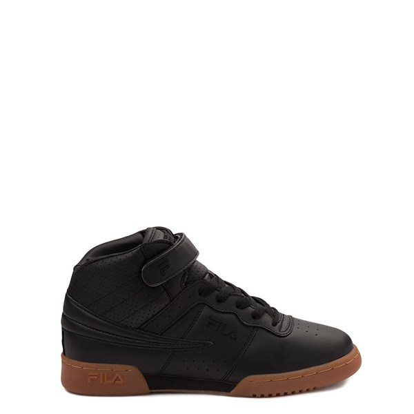 Fila F-13 Athletic Shoe - Big Kid - Black / Gum