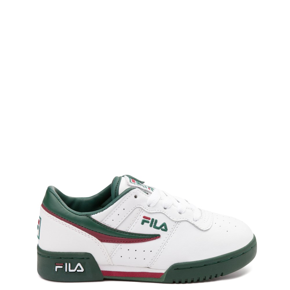 Youth Fila Original Fitness Athletic Shoe