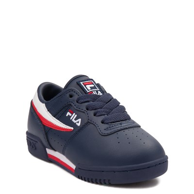 Alternate view of Toddler Fila Original Fitness Athletic Shoe