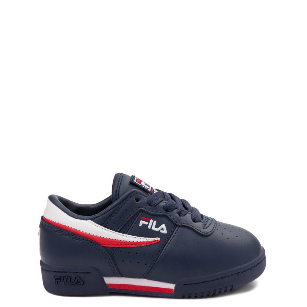 Toddler Fila Original Fitness Athletic Shoe