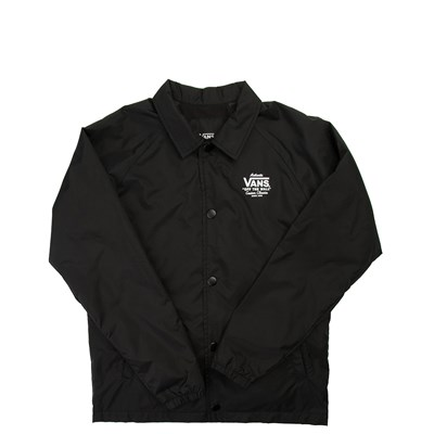 Main view of Youth Vans Torrey Coaches Jacket