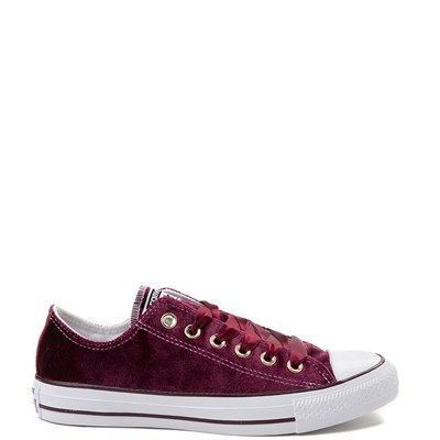 Main view of Converse Chuck Taylor All Star Lo Velvet Sneaker