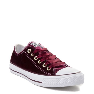 Alternate view of Velvet Converse Chuck Taylor All Star Lo Sneaker