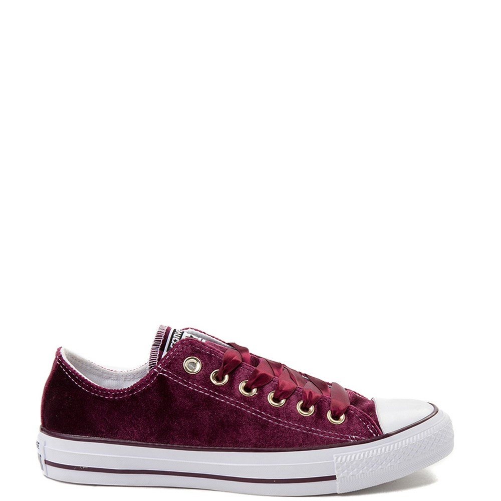 d9a957885c24 Converse Chuck Taylor All Star Lo Velvet Sneaker