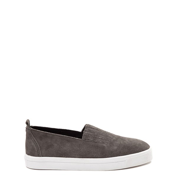 Default view of Womens Minnetonka Gabi Suede Slip-On Casual Shoe