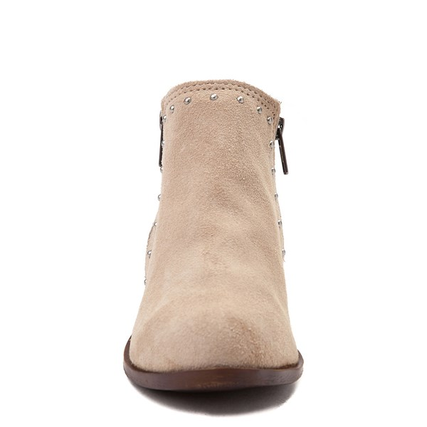 alternate view Womens Minnetonka Brie Studded Ankle BootALT4