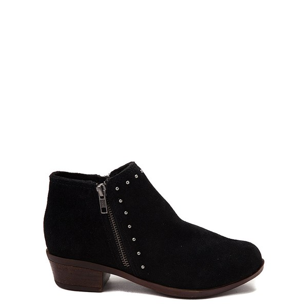 Womens Minnetonka Brie Studded Ankle Boot