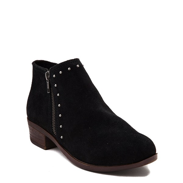 Alternate view of Womens Minnetonka Brie Studded Ankle Boot