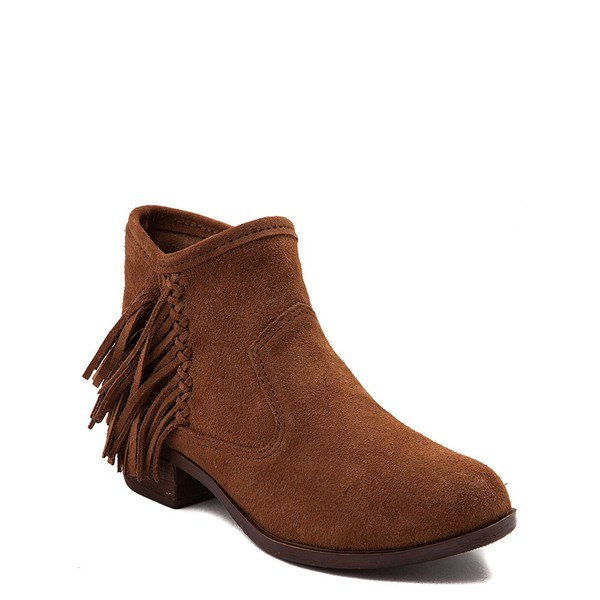 alternate view Womens Minnetonka Blake Fringe BootALT1
