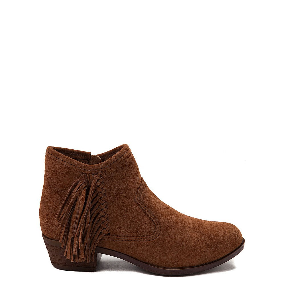 Womens Minnetonka Blake Fringe Boot