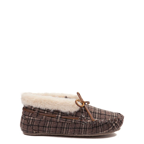 Womens Minnetonka Chrissy Plaid Bootie