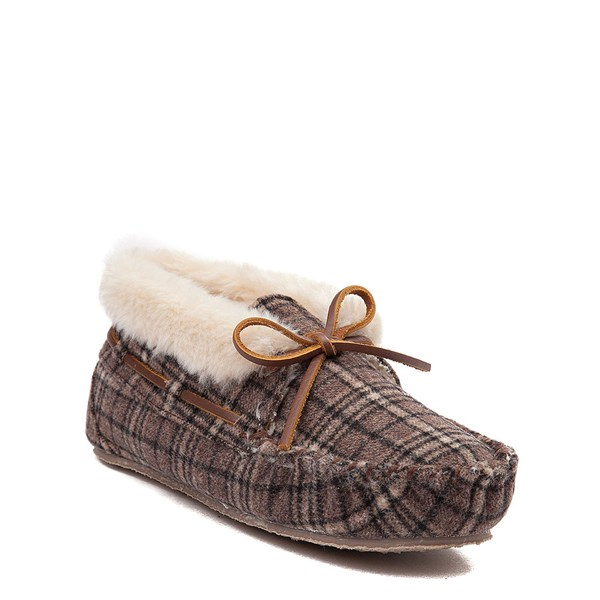 Alternate view of Womens Minnetonka Chrissy Plaid Bootie