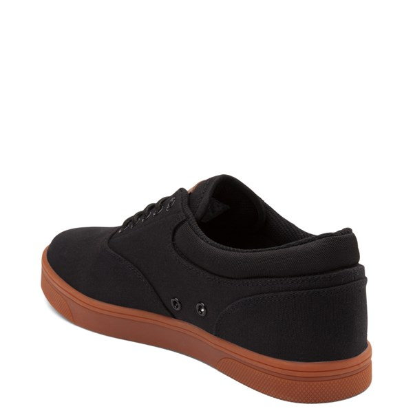 alternate view Mens Vlado Milo Lo Athletic Shoe - Black / GumALT2