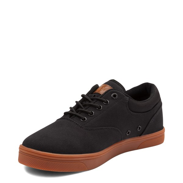 alternate view Mens Vlado Milo Lo Athletic Shoe - Black / GumALT3