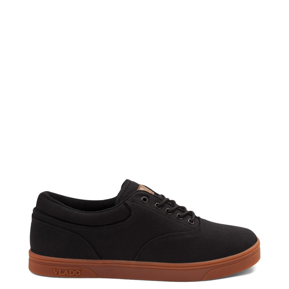 Mens Vlado Milo Lo Athletic Shoe - Black / Gum