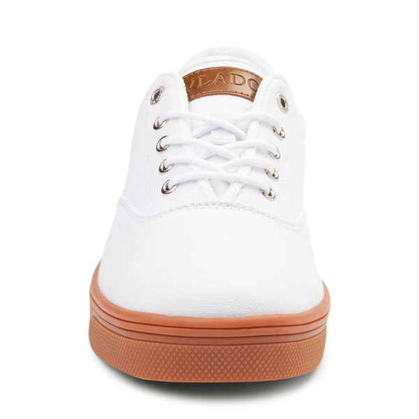 alternate view Mens Vlado Milo Lo Athletic Shoe - WhiteALT4