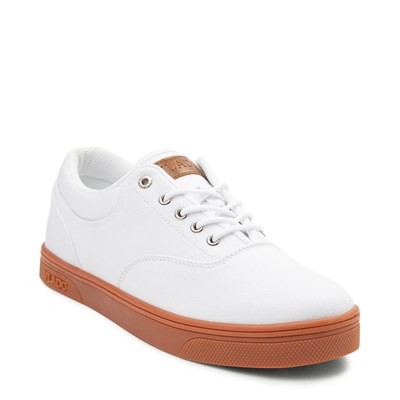 Alternate view of Mens Vlado Milo Lo Athletic Shoe - White