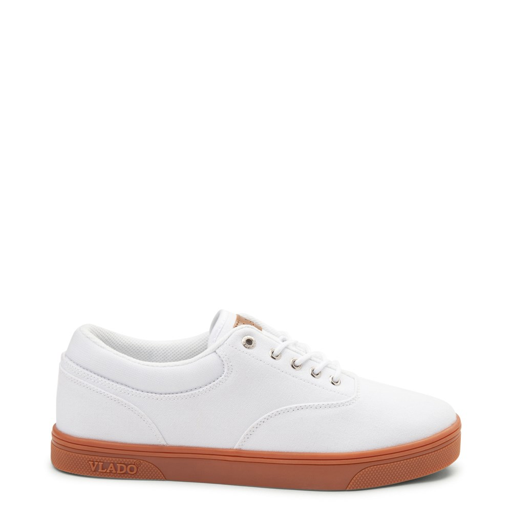 Mens Vlado Milo Lo Athletic Shoe - White
