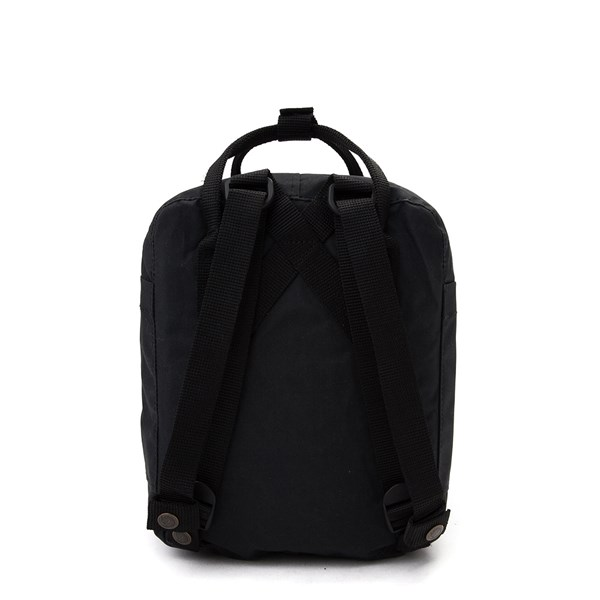 alternate view Fjallraven Kanken Mini Backpack - BlackALT1