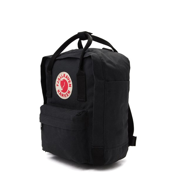 alternate view Fjallraven Kanken Mini Backpack - BlackALT2