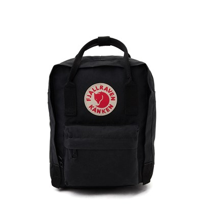 Main view of Fjallraven Kanken Mini Backpack - Black