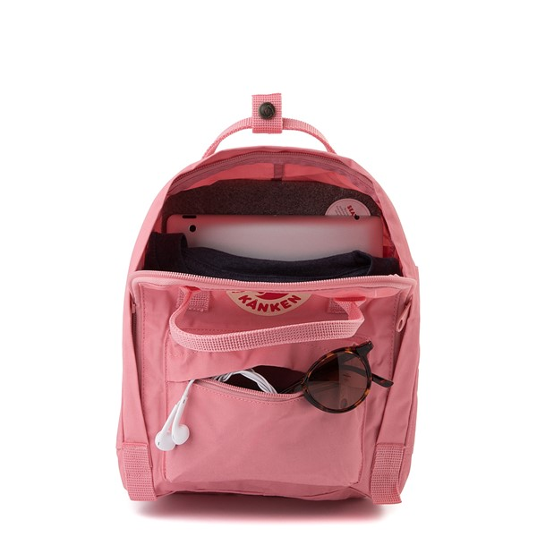 alternate view Fjallraven Kanken Mini Backpack - PinkALT1