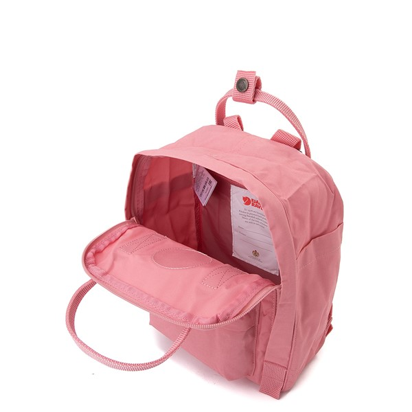 alternate view Fjallraven Kanken Mini Backpack - PinkALT3