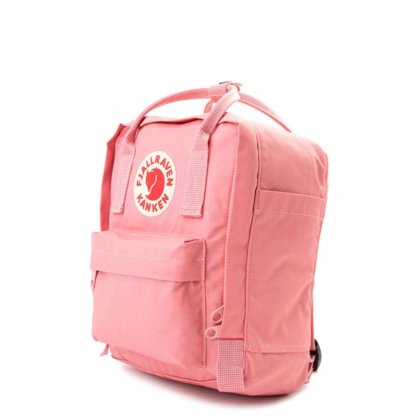 alternate view Fjallraven Kanken Mini Backpack - PinkALT4