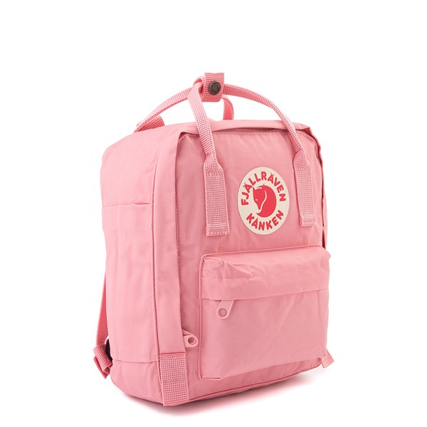 alternate view Fjallraven Kanken Mini Backpack - PinkALT4B