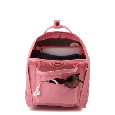 Alternate view of Fjallraven Kanken Mini Backpack - Pink