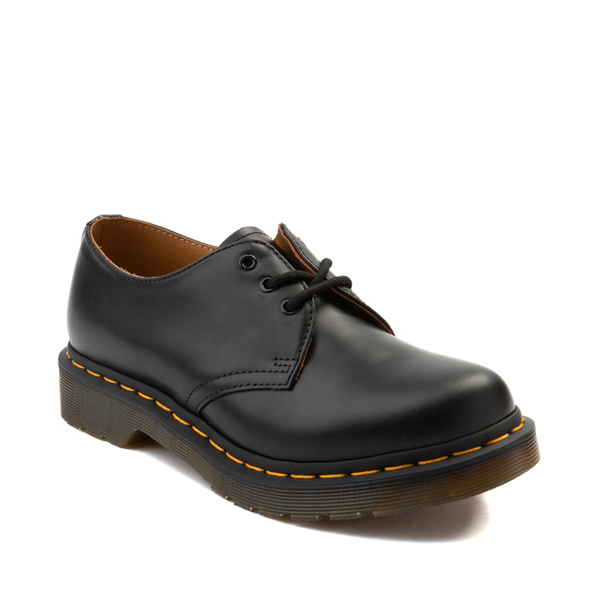 alternate view Womens Dr. Martens 1461 Casual Shoe - BlackALT5