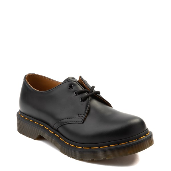 alternate view Womens Dr. Martens 1461 Casual Shoe - BlackALT1
