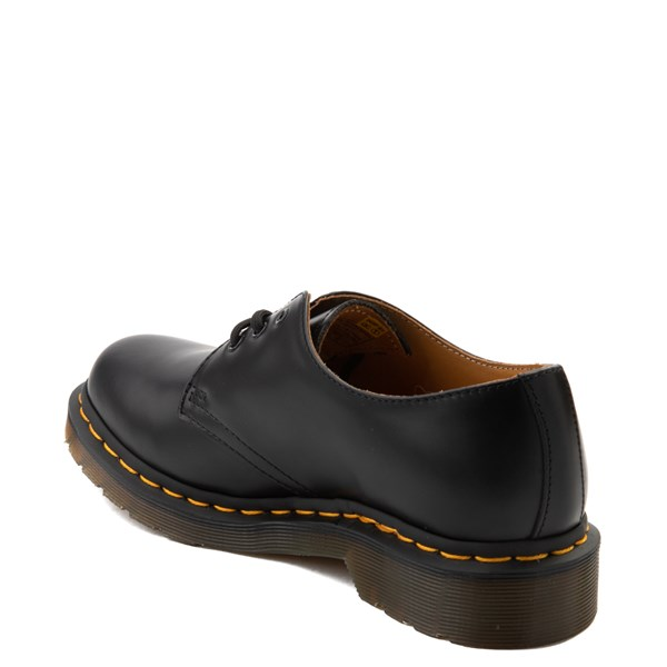 alternate view Womens Dr. Martens 1461 Casual Shoe - BlackALT2
