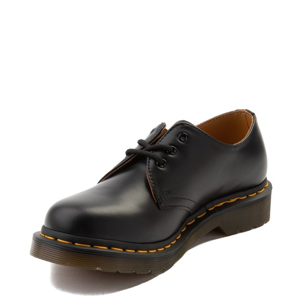 alternate view Womens Dr. Martens 1461 Casual Shoe - BlackALT3