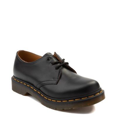 Alternate view of Womens Dr. Martens 1461 Casual Shoe - Black
