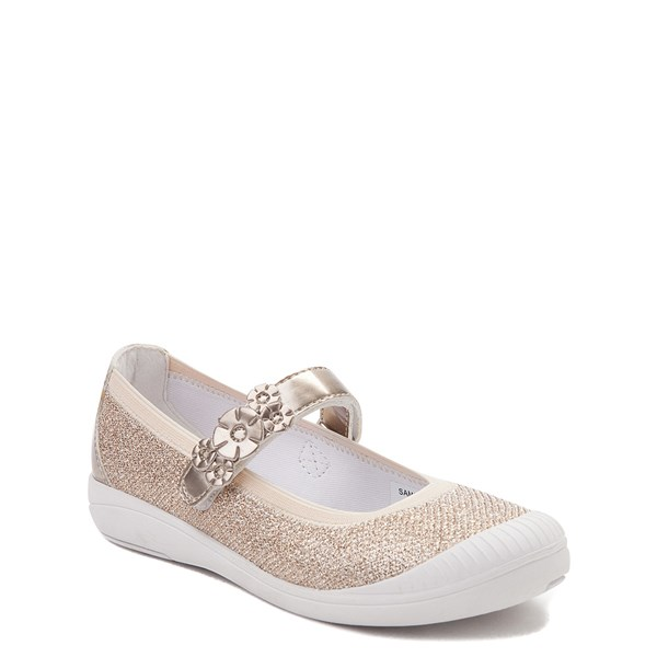 alternate view Stride Rite Layla Mary Jane Casual Shoe - Little KidALT1