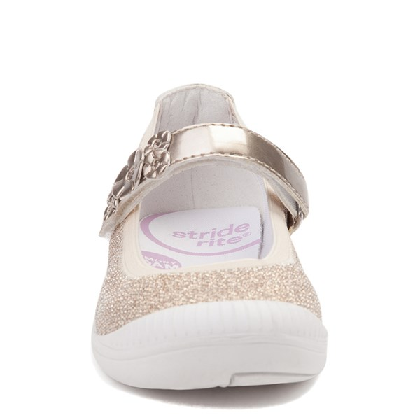 alternate view Stride Rite Layla Mary Jane Casual Shoe - Little KidALT4