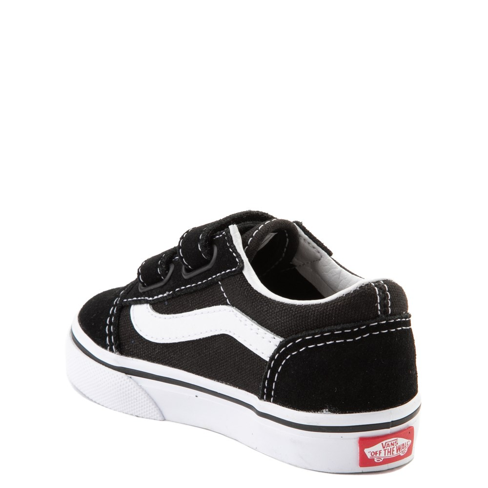 8838727089 Vans Old Skool V Skate Shoe - Baby   Toddler