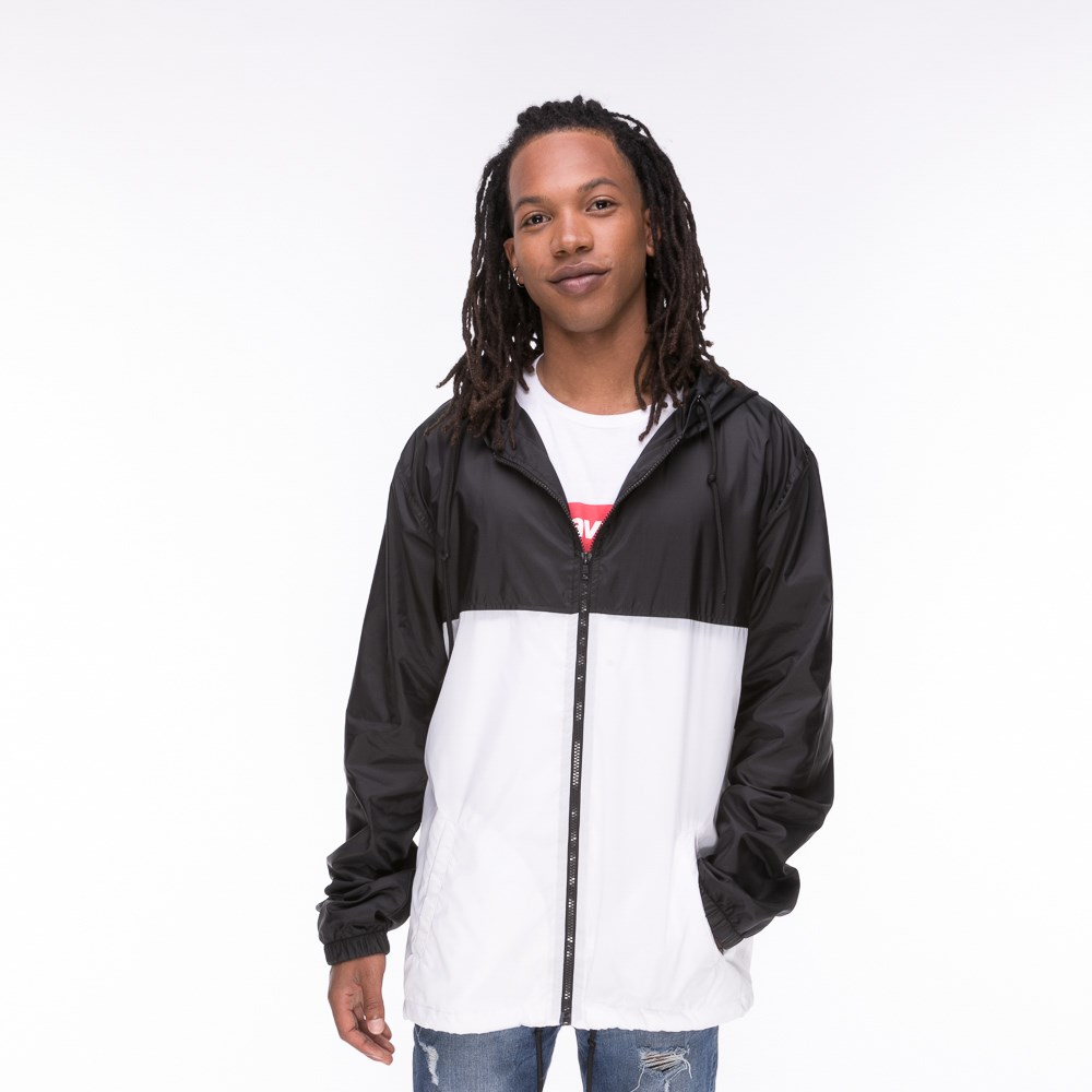 Mens Windbreaker Jacket