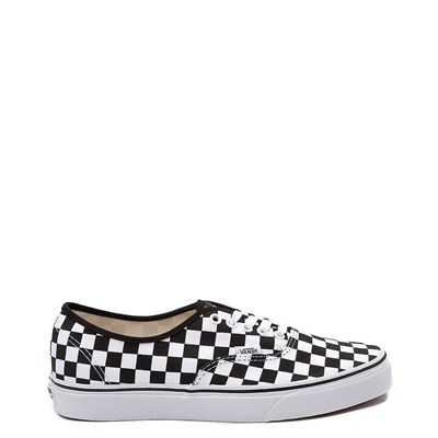 Main view of Vans Authentic Checkerboard Skate Shoe