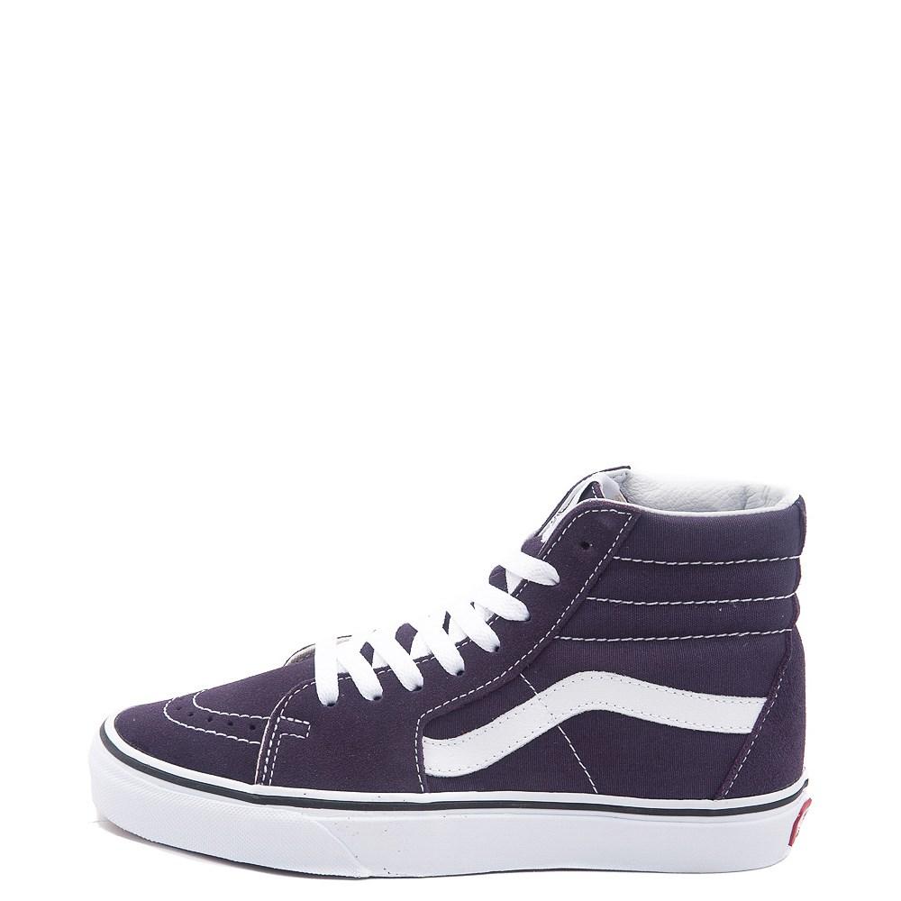 Night Shade Vans Sk8 Hi Skate Shoe