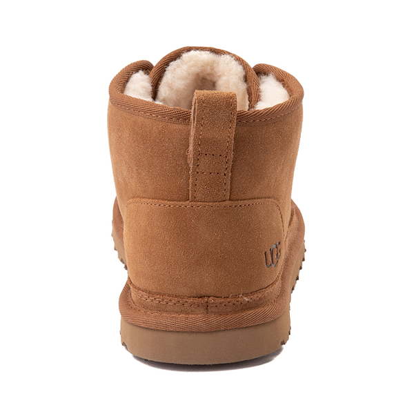 alternate view Womens UGG® Neumel Short Boot - ChestnutALT4