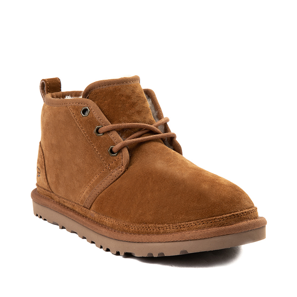 alternate view Womens UGG® Neumel Short Boot - ChestnutALT5
