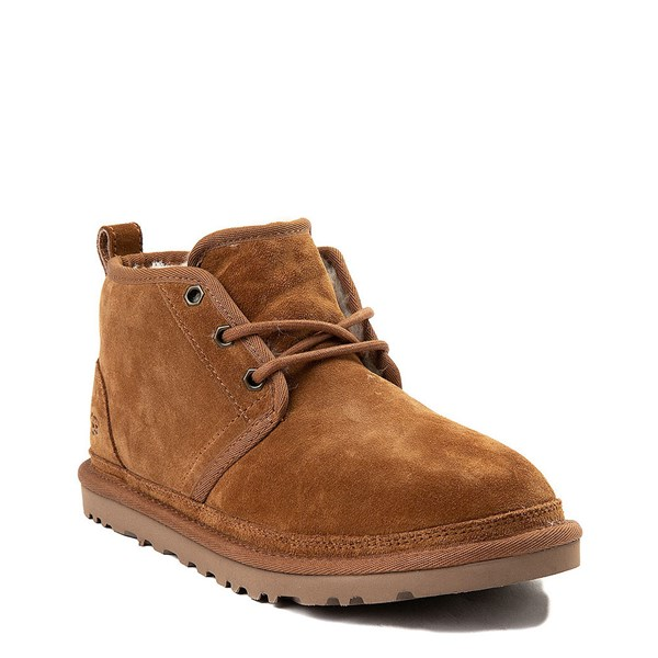 alternate view Womens UGG® Neumel Short Boot - ChestnutALT1