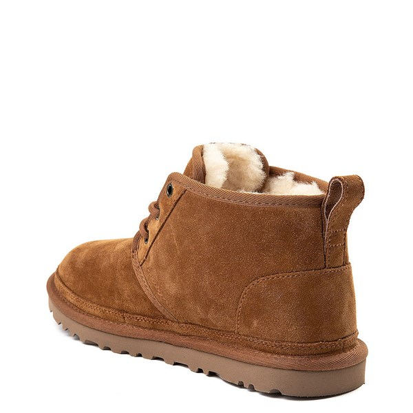 alternate view Womens UGG® Neumel Short Boot - ChestnutALT2
