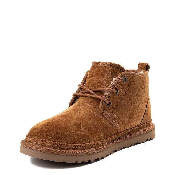 alternate view Womens UGG® Neumel Short Boot - ChestnutALT3