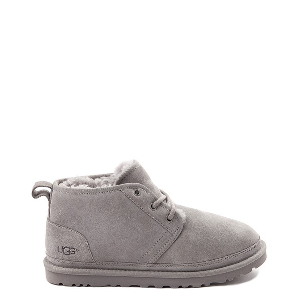 Womens UGG® Neumel Short Boot - Light Gray