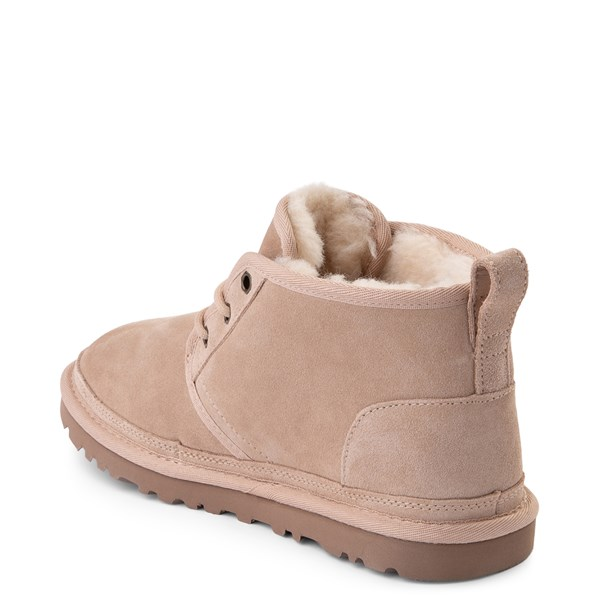 alternate view Womens UGG® Neumel Short Boot - Light BeigeALT2
